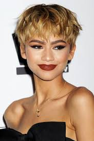 puxie hair of 50 ye old celrbrities short hairstyles your a list inspiration zendaya short