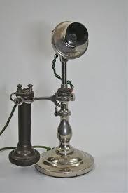 Desk Telephones Top 50 Rarest Candlesticks Old Telephones