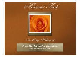 memorial book memorial book prof martin zachary njeuma online memorial website