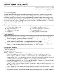 Resume Sample Key Competencies by Professional Associate Consultant Templates To Showcase Your