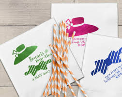 Party Cocktail Napkins - derby napkins etsy