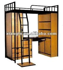 Best Beds Images On Pinterest Bedrooms Home And Architecture - Metal bunk bed with desk