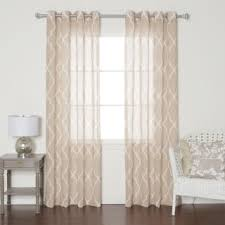 Moroccan Print Curtains Blackout Curtains Sheer
