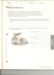 printables observations and inferences worksheet edgyblue
