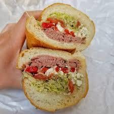 gambino s olive salad gambino s new york subs order food online 45 photos 232
