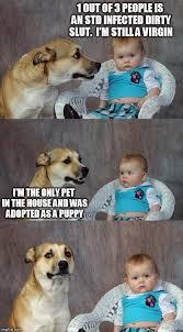 Sex Joke Memes - dad joke dog meme imgflip