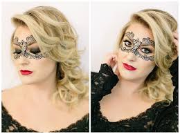 Halloween Costumes Makeup by Halloween Lace Mask Halloween Costumes Snapchat Filters