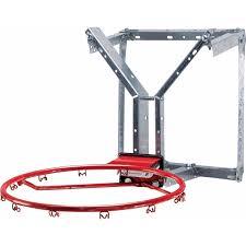 Indoor Wall Mounted Basketball Hoop For Boys Room Lifetime Universal Mounting Kit For Basketball Backboards 9594