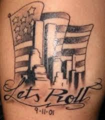 World Trade Center Tattoo