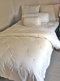 Wool Filled Comforter Wool Toppers And Natural Fiber Bedding Products Beautiful Hand