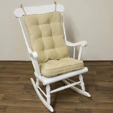 Rocking Chair Cushions For Nursery Cushion Soft And Smooth Rocking Chair Cushion For Classic Chair