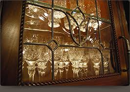 Cabinet Door Glass Insert Cabinet Glass Decorative Glass Leaded Glass And Glass Shelves