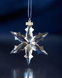 swarovski 2015 annual snowflake ornament