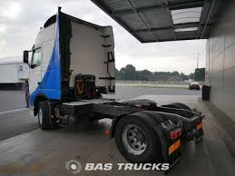 volvo truck head volvo fh 440 xl tractorhead euro norm 5 u20ac14200 bas trucks