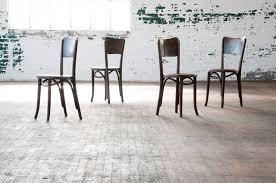Thonet Bistro Chair Austrian Thonet Bentwood Bistro Chairs Factory 20