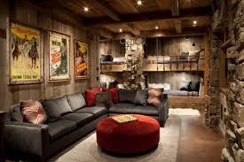 rustic livingroom furniture 46 stunning rustic living room design ideas