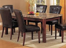 Best Dining Table Design Granite Top Dining Table Set Ilashome