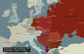 What Does The Phrase Iron Curtain Mean Where Is Eastern Europe And What Countries Are In It The Hidden