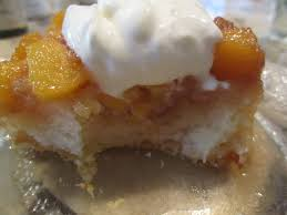 the bear cupboard individual ginger peach upside down cakes