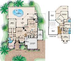luxury lakefront home floor plans