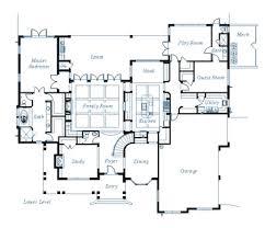 designing a custom home interior custom home blueprints home interior design