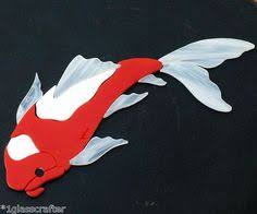 butterfly koi fish stained glass mosaic tile inlay many designs