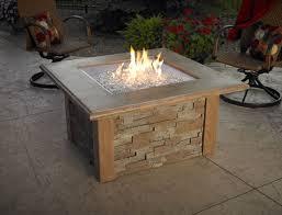 outdoor greatroom fire table sierra gas fire pit table by outdoor greatroom fine s gas