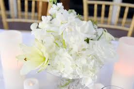 wedding flowers las vegas white wedding flowers white centerpiece white hydrangea las