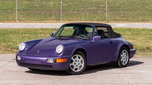 1993 porsche 911 turbo classic cars for sale