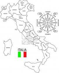laminas para colorear coloring pages mapa y bandera de italia