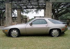 porsche 928 length 1983 1986 s