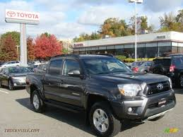 Roof Rack For Tacoma Double Cab by 2013 Toyota Tacoma V6 Trd Sport Double Cab 4x4 In Magnetic Gray