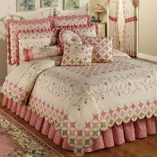 Cotton Bed Linen Sets - bedroom charming queen quilt sets with unique colors