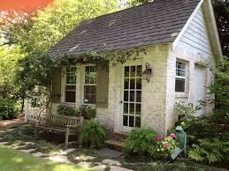 Backyard Little House 979 Best Cottages Studios Sheds Images On Pinterest Garden