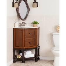 carverdale corner bath vanity sink w marble top bath vanities
