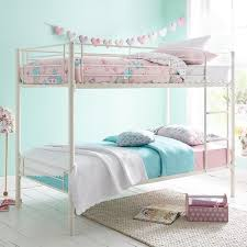 White Metal Bunk Bed Kid S Bunk Beds Children S Room