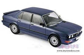 bmw diecast model cars 1987 bmw m 535i top 183267 1 18 scale norev wholesale diecast