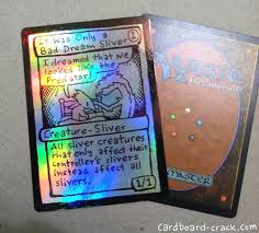 foil magic cards artwork creativity community
