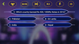 new kbc 2017 quiz game for android free download and software