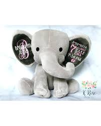 keepsake baby gift get this amazing shopping deal on birth announcement elephant