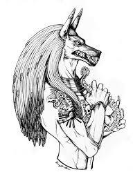 Anubis Tattoo Ideas Anubis Tattoos And Designs Page 35