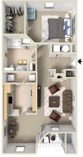 Apartments One Bedroom South Bluffs Apartments One Bedroom 945 Sq Ft