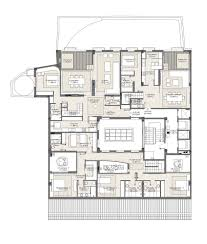 modern serrano apartments by a cero caandesign architecture