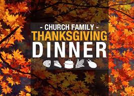 all church thanksgiving dinner praise assembly of god derby ks