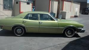 4 Door Muscle Cars - one owner with 47 000 miles 1974 ford maverick