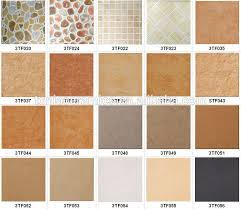 beautiful color of floor tiles outdoor villa glazed porcelain tile