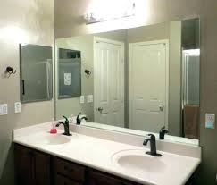 ideas for bathroom mirrors bathroom mirrors and lights xpoffice info
