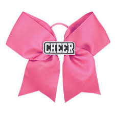 hair bows amazing selection of pink cheerleading hair bows