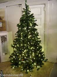pre lit artificial christmas trees gluckstein home lord 7 ft oregon pine pre lit artificial