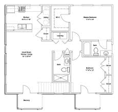 2 bedroom 2 bath house plans erie station rochester ny townhouse floorplans